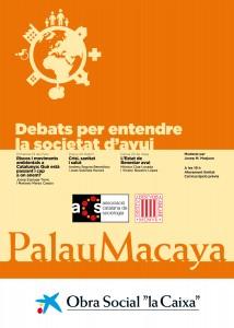 1r Cicle de Debats 2014 Cartell