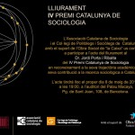premi catalunya sociologia 2014