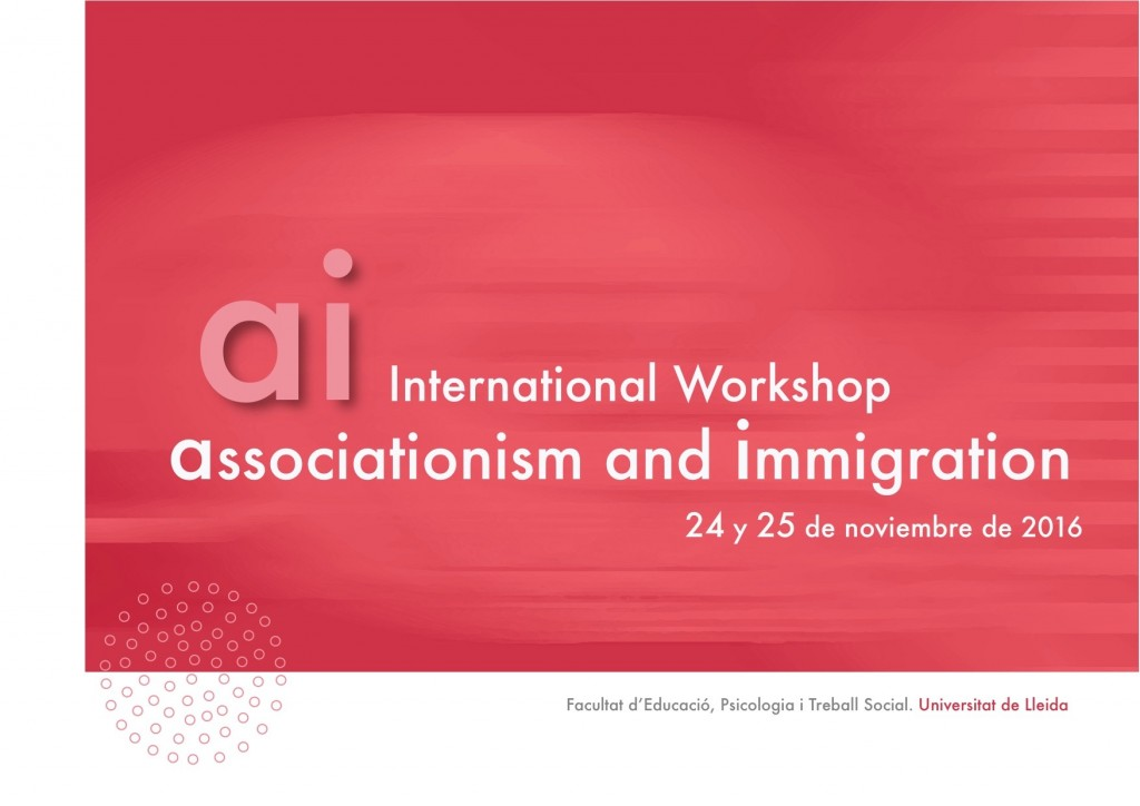 Workshop Associationism and Immigration (Lleida, 2016) (1)