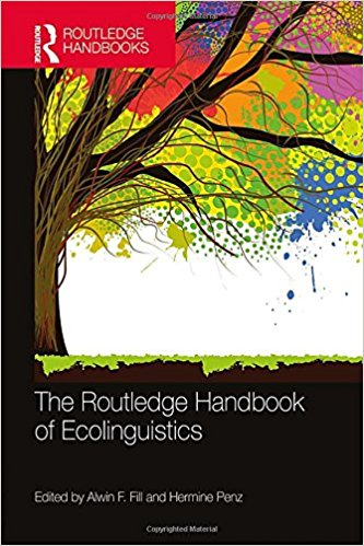 Resultat d'imatges de The Routledge Handbook of Ecolinguistics