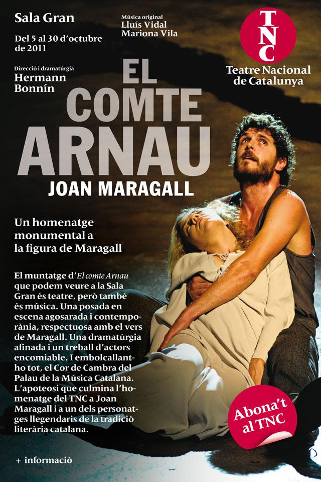 El comte Arnau TNC