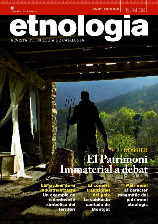Revista d'Etnologia de Catalunya. Núm 39