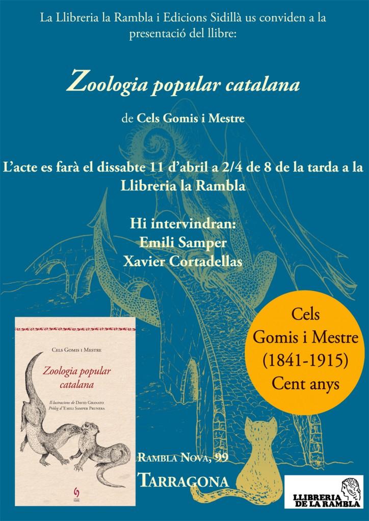 Zoologia-Tarragona
