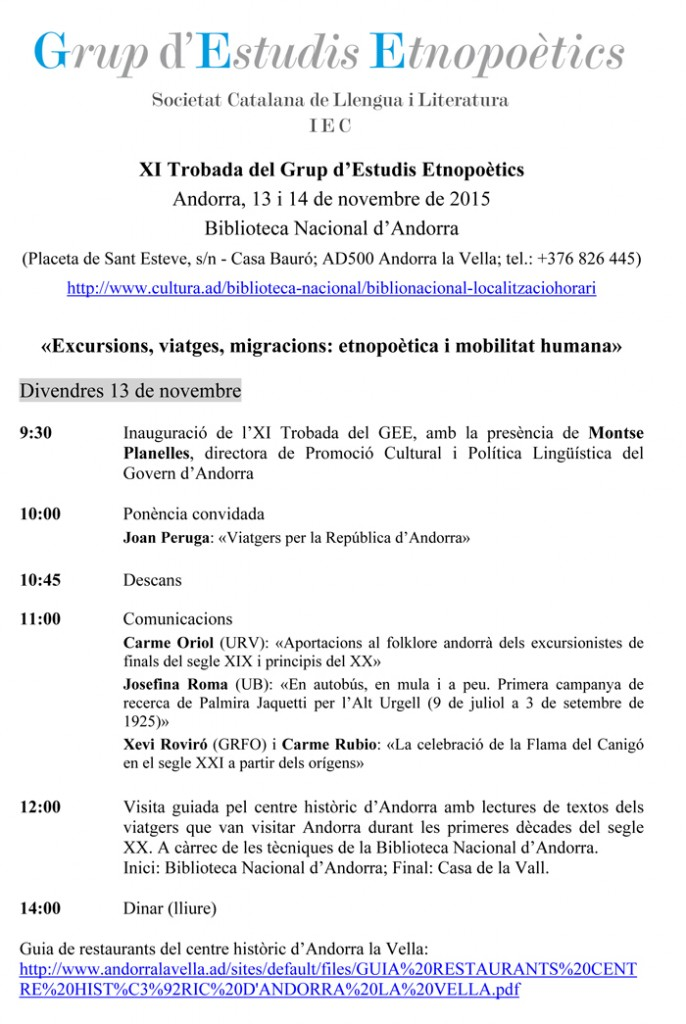 Programa provisional GEE Andorra-1