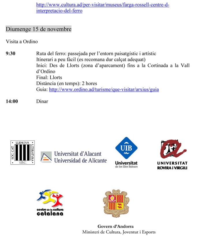 Microsoft Word - Programa GEE Andorra final.doc