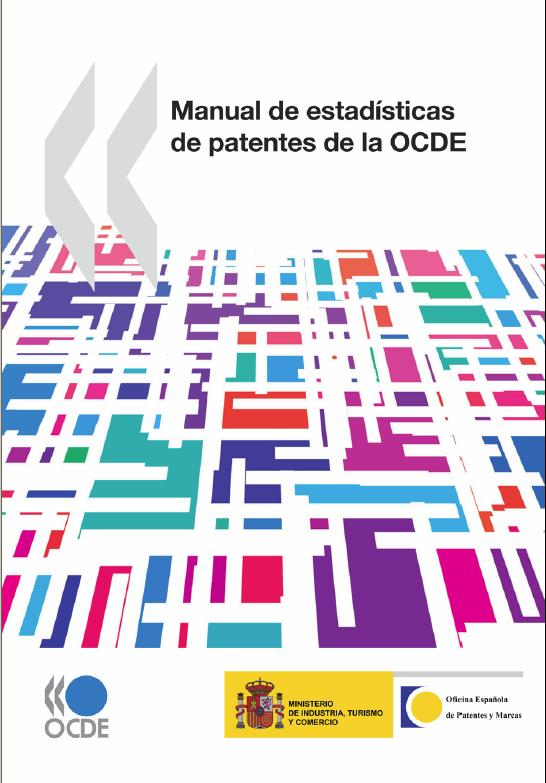 Manual d'estadístiques de patents de l'OCDE