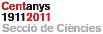 Cent anys 1911-2011 Secció de Ciències