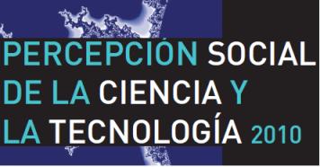Percepción Social de la Ciencia y Tecnologia