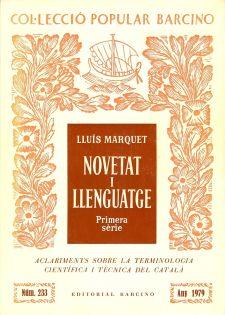 Novetat i llenguatge en linea