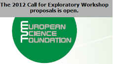Exploratory Workshops ESF