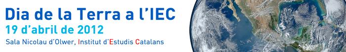 Dia de la Terra a l'IEC (2012)