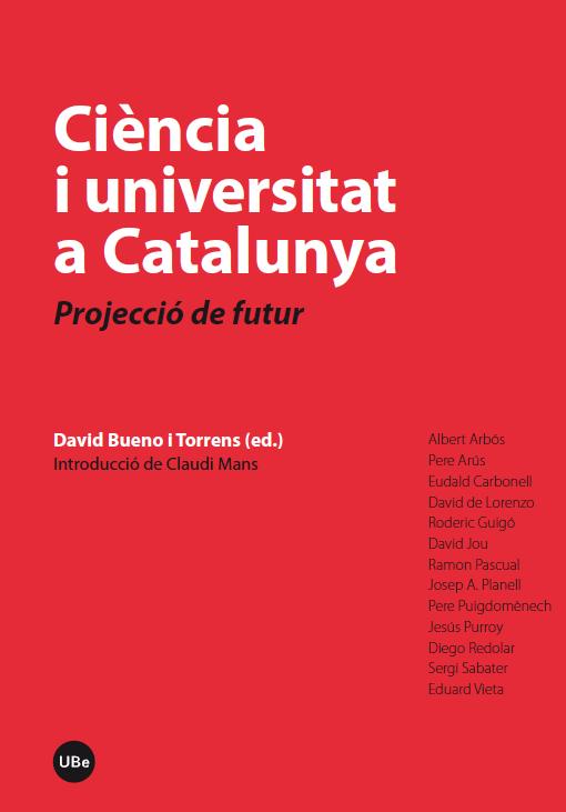 Ciència i universitat a Catalunya