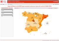 Mapa crèdits CDTI
