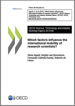 Informe OECD: «Which factors influence the international