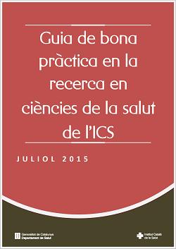 Guia de bona pràctica de recerca ICS