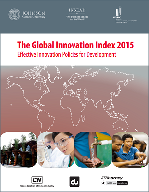 Global Innovation Index 2015