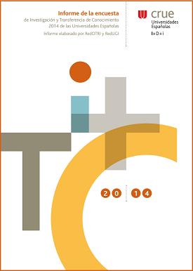 Informe I+TC CRUE 2014