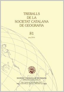 Treballs de la Societat Catalana de Geografia