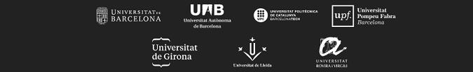 Universitats públiques Catalunya