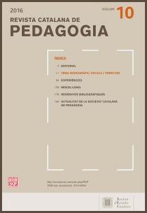 Revista Catalana de Pedagogia