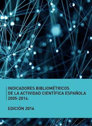 Indicadores bibliométricos 2005-2014 (FECYT)