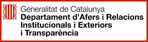Departament Afers i Relacions Institucionals i Exteriors i Transparència