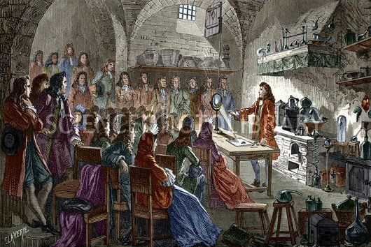 Learning Your ABC's and 123's – A 17th-Century Education