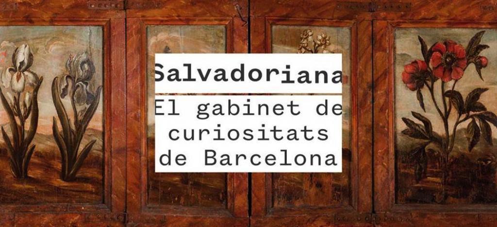 Salvadoriana - El gabinet de curiositats de Barcelona